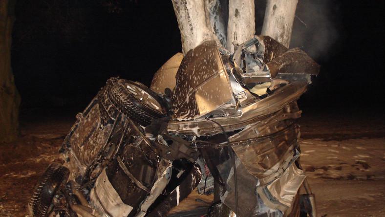 Tragiczny wypadek pod Lubartowem
