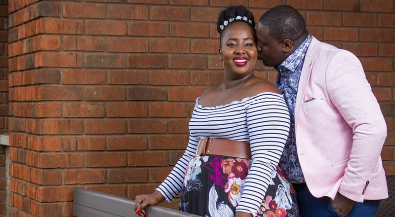 We could not hear her heartbeat – Terence Creative's wife on challenges she experienced with her pregnancy