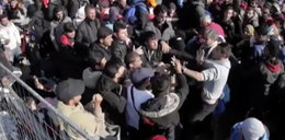 Wielka bójka w ośrodku dla uchodźców. Są ranni!