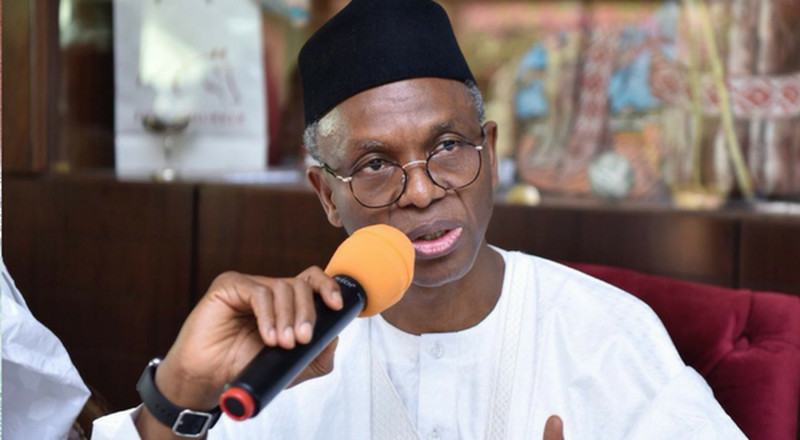 El-Rufai: 'After 8 years of Buhari, the presidency should return to the South'