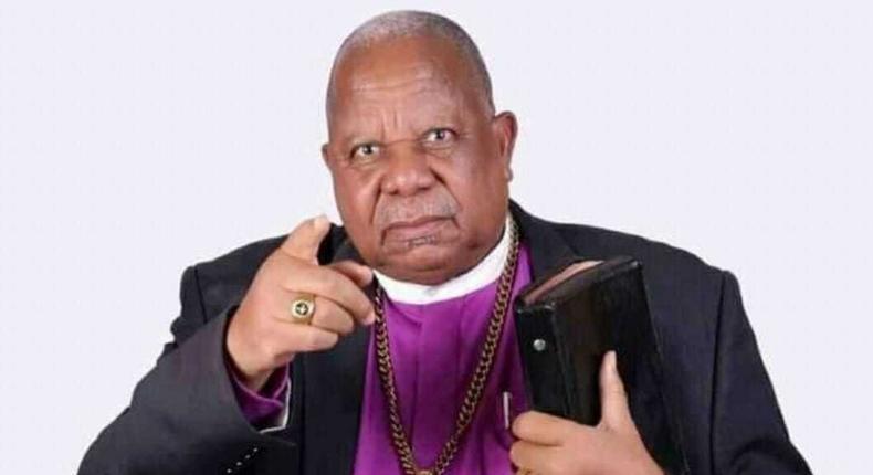 President Uhuru Kenyatta mourns Bishop Morris Mwarandu