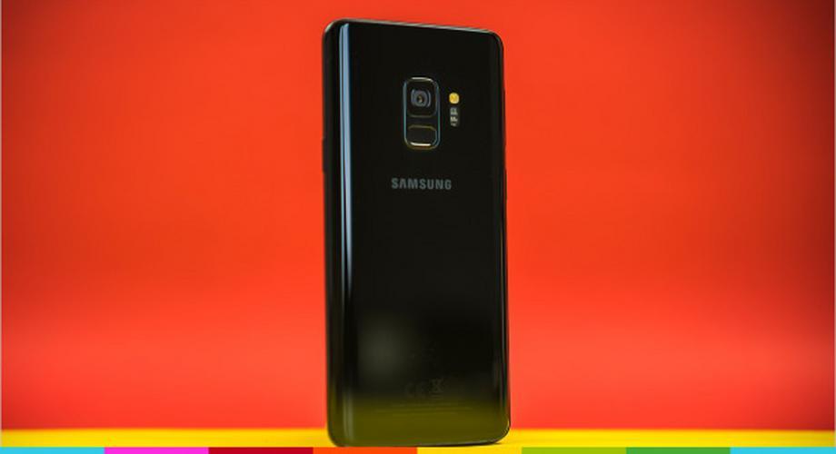 Samsung Galaxy S9 im Test: kompakt und leistungsstark