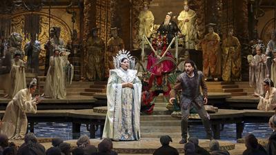 Yannick Nézet-Séguin Leads a Revelatory 'Turandot'