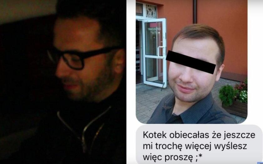 Nakłaniał do seksu 13-latkę. Trafił do aresztu