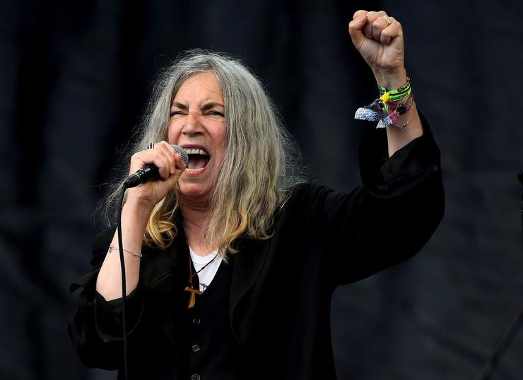 Patti Smith foto Reuters