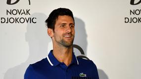 Novak Djoković po raz drugi został tatą