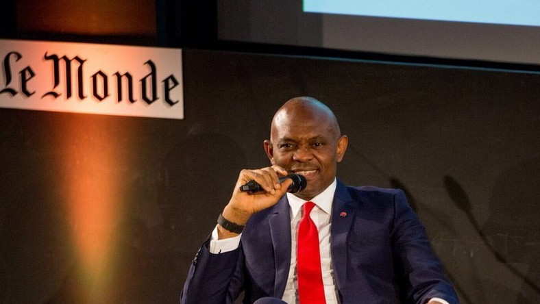 Tony Elumelu chipped in six pointers during a session at the World Bank Spring Meetings where a Digital Economy for Africa initiative was launched.