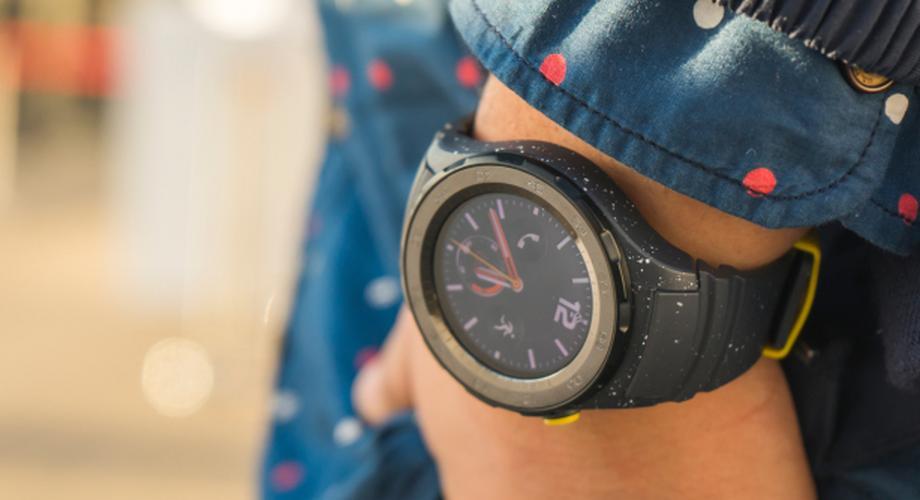 Hands-on: Huawei Watch 2 kommt mit GPS und eSIM