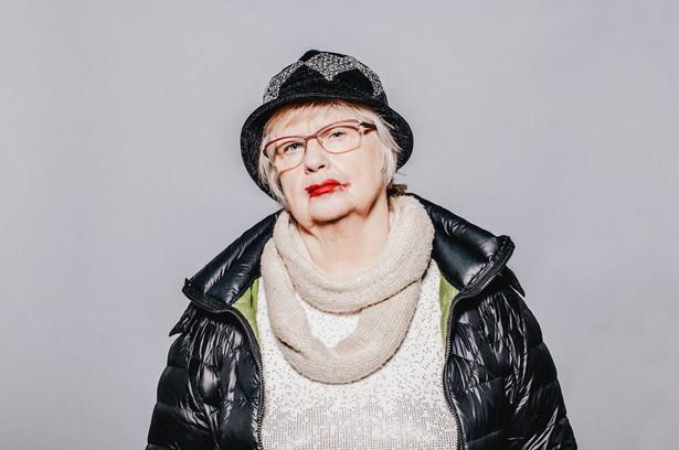 Stanisława Celińska Fot. Maksymilian Rigamonti