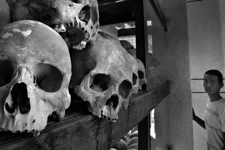 CAMBODIA: The Killing Fields