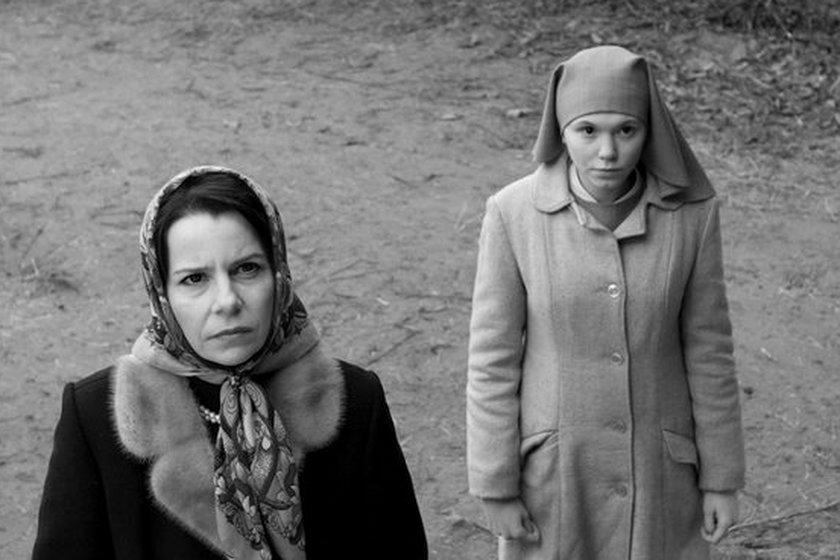 Kadr z filmu Ida, który nagrodzono europejskim Oscarem