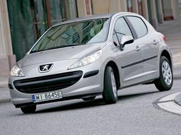 Peugeot 207 - ładny, tani i nieźle wykonany