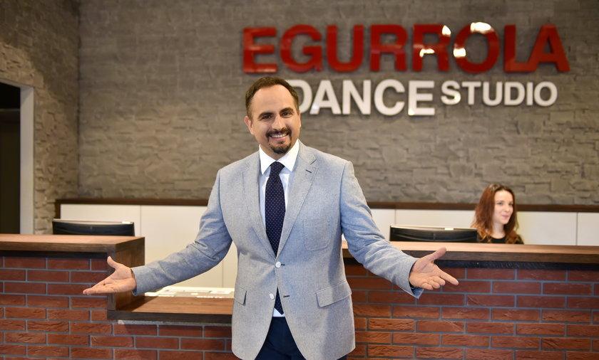 Agustin Egurrola otworzył nową szkołę w łódzkiej manufakturze
