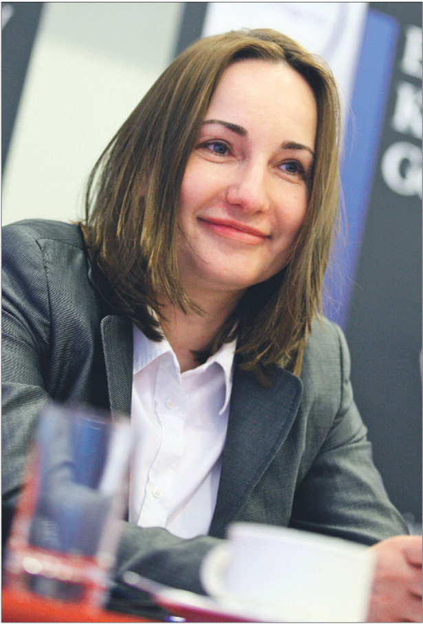 Alina Wołoszyn, dyrektor wykonawczy, szef zespołu ds. finansowania w firmie doradczej KPMG Fot. Archiwum