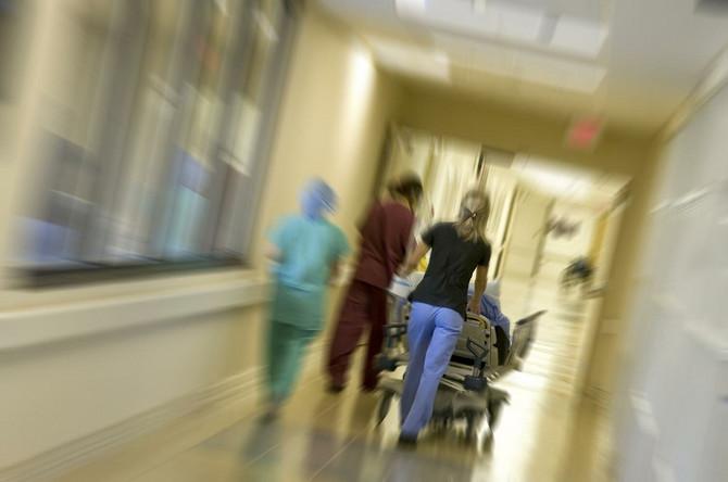Tekst je nastao dok je Jovana čekala u bolnici na jedan od pregleda