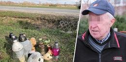 Malutka Hania zginęła potrącona w wózku. Kierowca uciekał z miejsca innego wypadku?! Przerażająca relacja dziadka