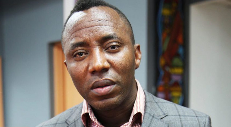 Vice Presidential debate: Sowore sues NEDG, BON over exclusion