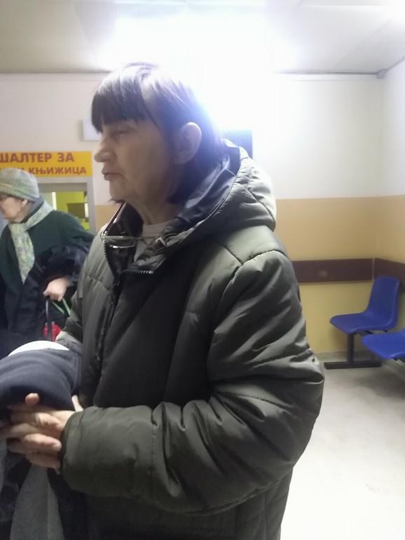 Mirjana Tamburić, majka poginulog vozača