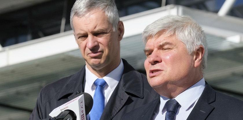 """Posłowie KO zrobili kontrolę w CPK. Wydano 24 mln zł na pensje. """"To inwestycja widmo"""""""