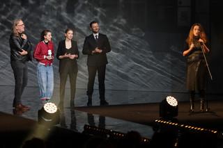 Grand Prix 12. Festiwalu Teatralnego Boska Komedia dla spektaklu 'Cząstki kobiety'