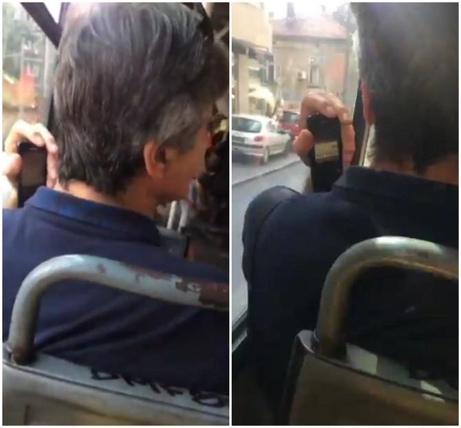 Scena iz prevoza