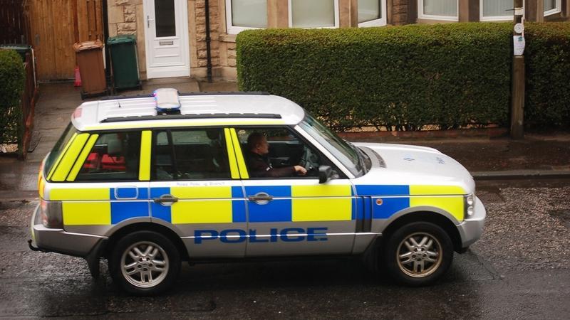 Niecodzienne zgłoszenie na policję - do nawiedzonego domu