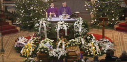Małej Julci nie było na pogrzebie rodziców