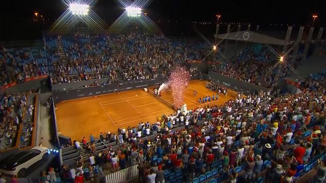 Tenis: Laslo Djare i Auger