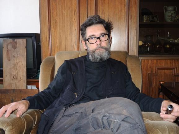 Godinama ne zna šta je s ostavštinom njegovog pretka Dragojla Dudića: Miša Dudić, slikar iz Valjeva