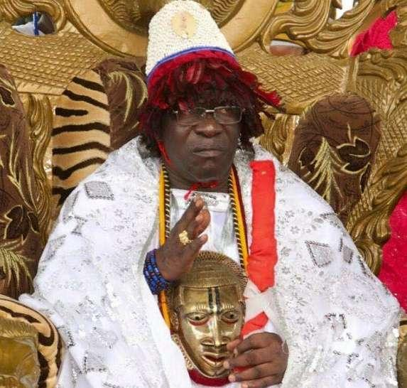 Attah Igala Michael Idakwo Ameh Oboni ll