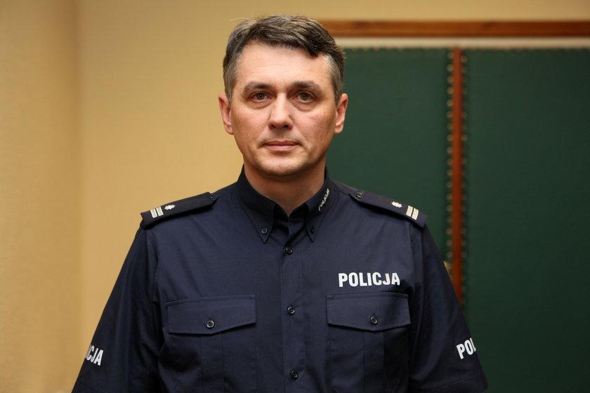 Policja ukarała poznańskiego Froga