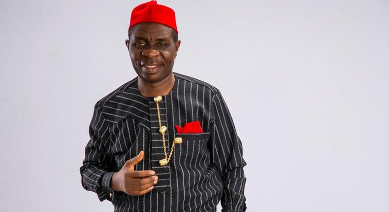 Victor Okhai is the president-elect of the Directors Guild of Nigeria [Sodas]