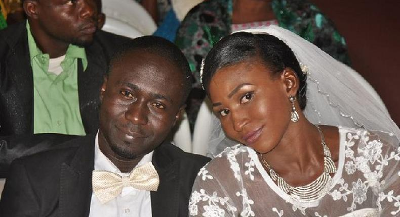 This young bride died barely a year after wedding