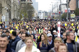 Strajk radnika poste