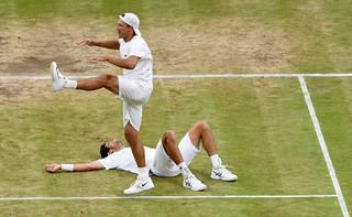 Triumf Łukasza Kubota i Marcelo Melo na Wimbledonie