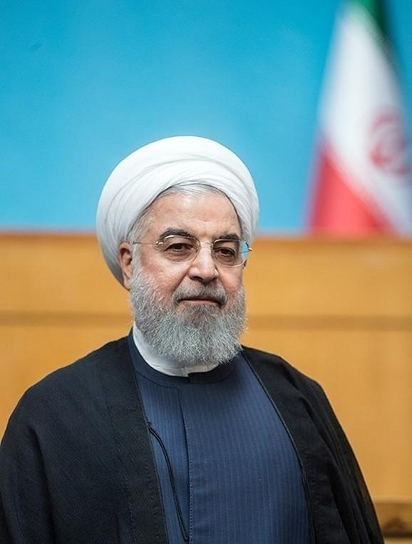 Hasan Rohani, predsedik Irana