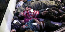 Atak chemiczny w syryjskiej Dumie. Zdjęcia ze szpitala
