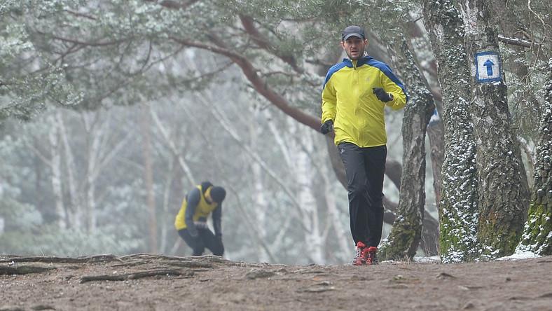 5db744a0 Lekkoatletyga. Czas na bieganie. Zimowe Biegi Gorskie. Falenica 27.02.2016