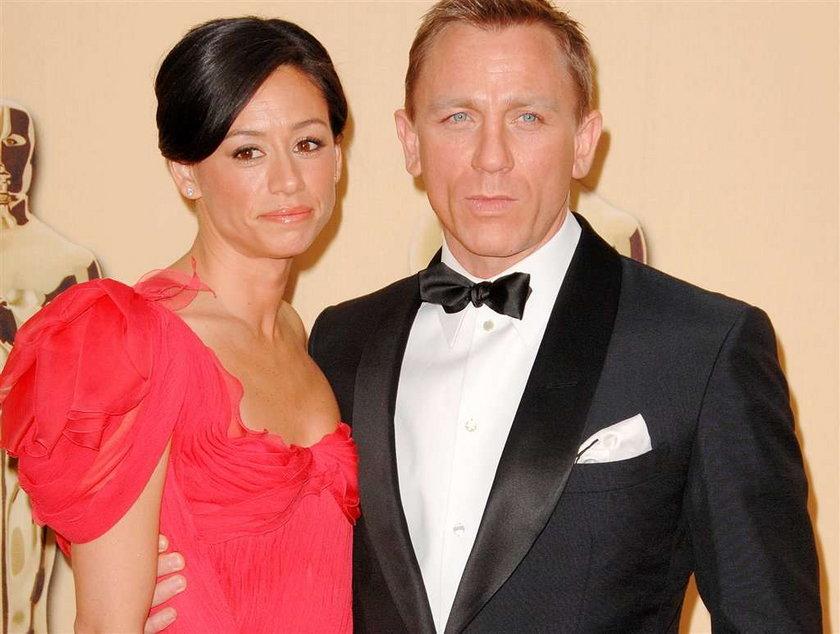 Bond zerwał z narzeczoną