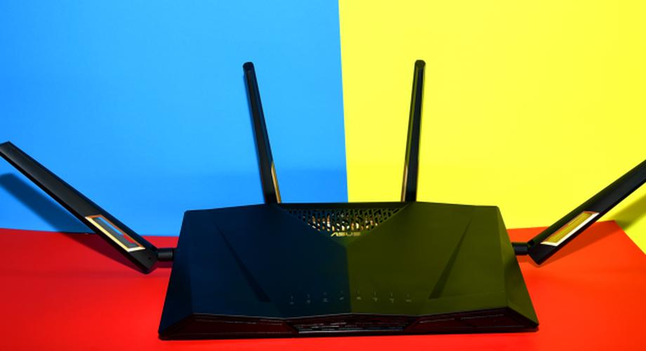 WLAN-6-Router Asus RT-AX88U im Test: schnell und teuer