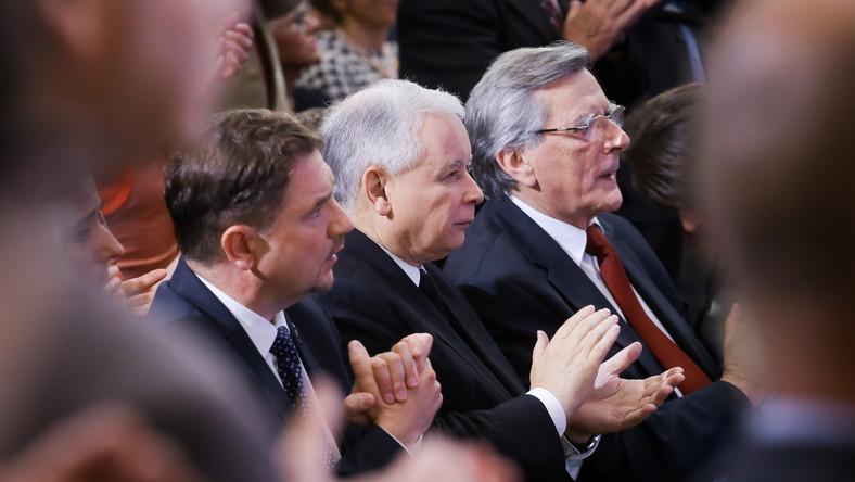 Kaczyński jednoczy prawicę: Zaczynamy od nowa, bez wymówek