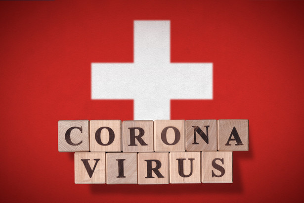 Koronawirus - Szwajcaria