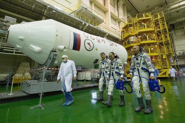 contact.human.resources@esa.int - chcesz zostać astronautą? Pisz tutaj