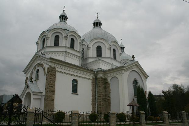 Szlachtowa, cerkiew