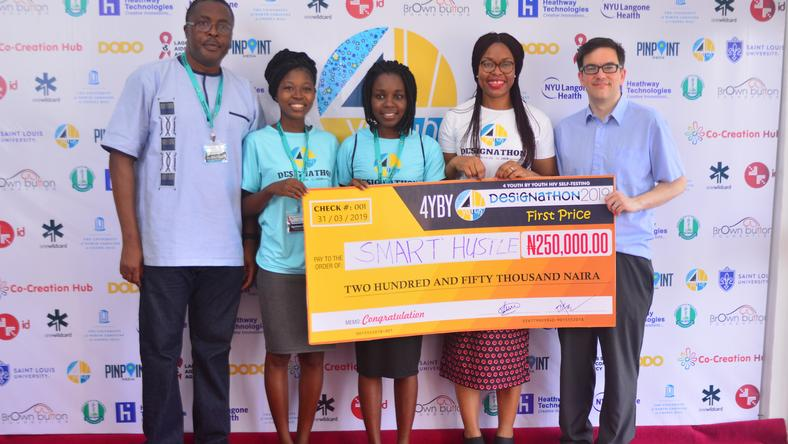All you need to know about the first-ever health Designathon in Nigeria