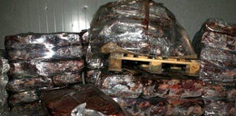 Odkryliśmy 30 ton mięsa!