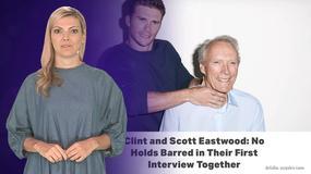 """Clint Eastwood broni Donalda Trumpa; Małgorzata Rozenek jest dumna z """"Projektu Lady"""" - Flesz Filmowy"""