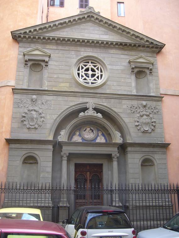 Kościół Saint-Yves-des-Bretons w Rzymie