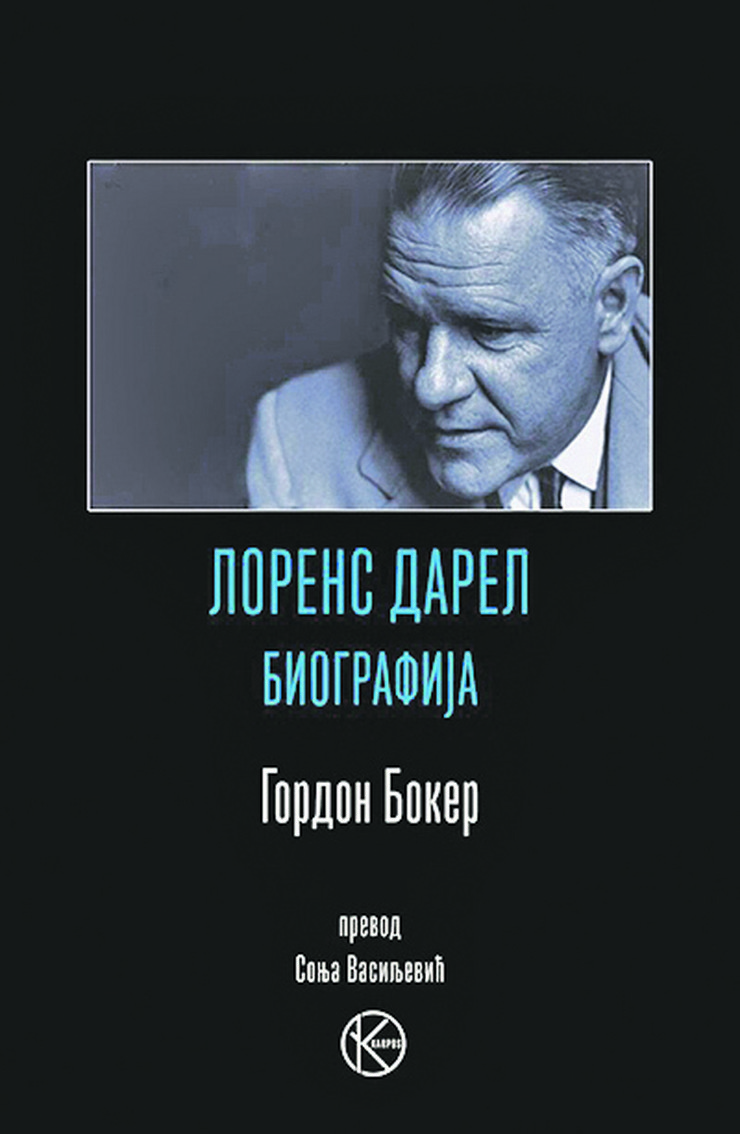 Lorens Darel, Biografija