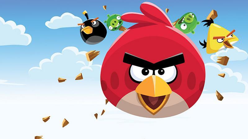 Tencent planuje kupić twórców Angry Birds?